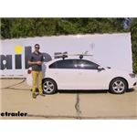 Inno Multi Board SUP and Surfboard Pads Review - 2013 Volkswagen Jetta