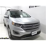 Inno Roof Rack Review - 2018 Ford Edge