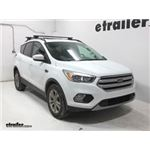 Inno Roof Rack Review - 2018 Ford Escape