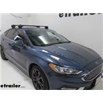 Inno Roof Rack Review - 2018 Ford Fusion