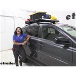 Inno Shaper 100 Roof Cargo Basket Review - 2017 Toyota RAV4