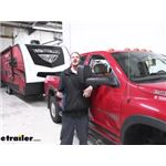 K-Source Custom Flip Out Towing Mirrors Installation - 2006 Dodge Ram Pickup