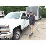 K-Source Custom Snap On Towing Mirrors Installation - 2018 Chevrolet Silverado 1500