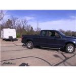 K-Source Snap and  Zap Custom Towing Mirrors Installation - 2016 Ford F-150