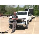 K-Source Snap and Zap Custom Towing Mirrors Installation - 2020 Chevrolet Silverado 1500