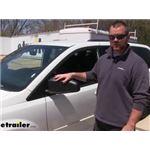 K-Source Snap and Zap Custom Towing Mirrors Installation - 2017 Dodge Grand Caravan