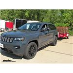 K Source Universal Clip-On Towing Mirror Installation - 2017 Jeep Grand Cherokee