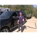K Source Universal Clip-On Towing Mirror Installation - 2018 Ford Expedition