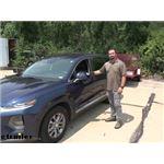 K-Source Universal Clip On Towing Mirrors Installation - 2019 Hyundai Santa Fe