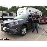 K Source Universal Clip-On Towing Mirror Installation - 2020 Toyota RAV4
