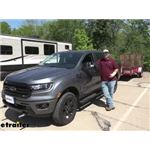 K-Source Universal Clip On Towing Mirrors Installation - 2021 Ford Ranger