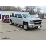 K-Source Custom Snap On Towing Mirrors Installation - 2016 Chevrolet Silverado 1500