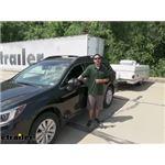 K-Source Universal Towing Mirrors Installation - 2019 Subaru Outback Wagon