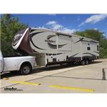 Kodiak Disc Brake Kit Installation - 2014 Heartland RV Bighorn Fifth Wheel