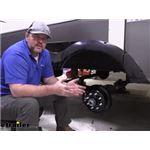 Kodiak Disc Brake Kit Installation - 2017 CrossRoads Cameo Fifth Wheel
