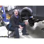Kodiak Disc Brake Kit Installation - 2020 Grand Design Momentum 5W Toy Hauler