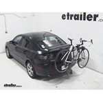 Kuat Beta Hitch Bike Rack Review - 2009 Mazda 3