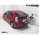 Kuat Beta Hitch Bike Rack Review - 2011 Toyota Prius