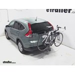 Kuat Beta Hitch Bike Rack Review - 2012 Honda CR-V