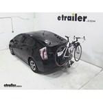 Kuat Beta Hitch Bike Rack Review - 2013 Toyota Prius