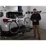 Kuat Hitch Bike Racks Review - 2021 Subaru Forester
