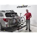 Kuat Hitch Bike Racks Review - 2015 Subaru Outback Wagon