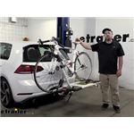 Kuat Hitch Bike Racks Review - 2018 Volkswagen GTI
