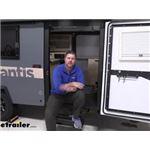 LaSalle Bristol hermaHeat RV Holding Tank or Step Heater Pad Install - 2020 Taxa Mantis Travel Trail