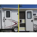 Lippert Components RV Entry Door Window Frame Review
