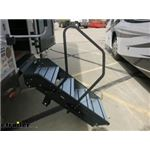 Lippert SolidStep Manual RV Steps Entry Assist Handrail Installation - 2019 Jayco Eagle Fifth Wheel