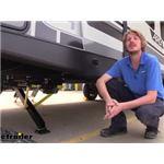 Lippert High-Speed Power Stabilizer Jack Installation - 2021 Coachmen Apex Travel Trailer