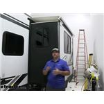 Lippert Solera Slider Slide-Topper Installation - 2021 Coachmen Spirit Ultra Lite Travel Trailer