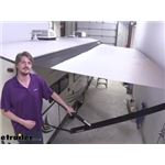 Solera Replacement Awning Fabric Measurement and Installation