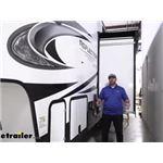 Lippert Solera Slider Slide-Topper Installation - 2021 Grand Design Reflection Fifth Wheel