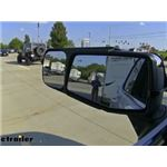 Longview Driver and Passenger Side Custom Towing Mirrors Installation - 2019 Chevrolet Silverado 150