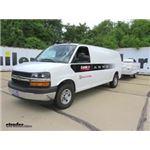 Longview Custom Towing Mirrors Installation - 2017 Chevrolet Express Van