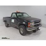 Longview Custom Towing Mirrors Installation - 1998 Chevrolet C/K Series Pickup