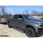 Longview Driver and Passenger Side Custom Towing Mirrors Installation - 2020 Chevrolet Silverado 150