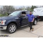 Longview Slip On Towing Mirrors Installation - 2020 Ford F-150