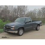 Longview Custom Towing Mirrors Installation - 2006 Chevrolet Silverado