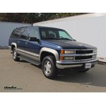Longview Custom Towing Mirrors Installation - 1999 Chevrolet Suburban