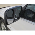 Longview Custom Towing Mirrors Installation - 2004 Jeep Grand Cherokee
