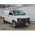 Longview Custom Towing Mirrors Installation - 2006 Chevrolet Express Van
