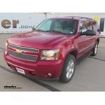 Longview Custom Towing Mirrors Installation - 2013 Chevrolet Suburban