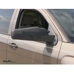 Longview Custom Towing Mirrors Installation - 2014 Chevrolet Silverado 1500