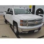 Longview Custom Towing Mirrors Installation - 2015 Chevrolet Silverado 1500