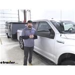 Longview Slip On Towing Mirrors Installation - 2019 Ford F-150