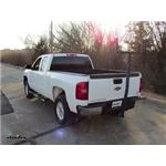 Malone Axis Truck Bed and Roof Load Extender Installation - 2013 Chevrolet Silverado