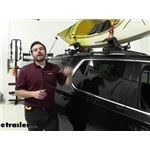 Malone DownLoader J-Style Kayak Carrier Review - 2020 Chevrolet Traverse