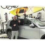 Malone DownLoader J-Style Kayak Carrier Review - 2020 Mazda CX-5
